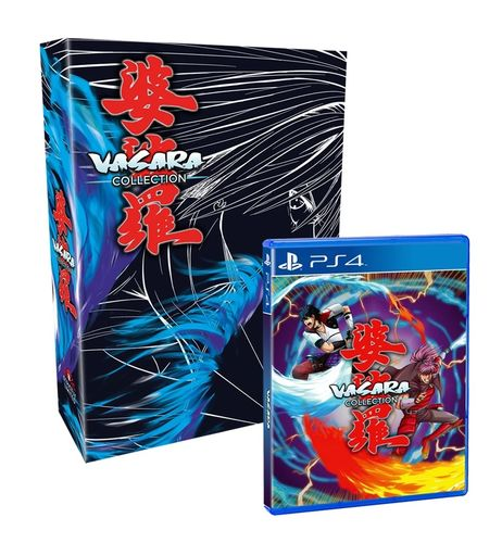 Vasara Collection Collectors Edition PS4