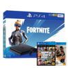 Consola PS4 Slim 500GB + Voucher Fortnite + Grand Theft Auto V  + L.A. Noire