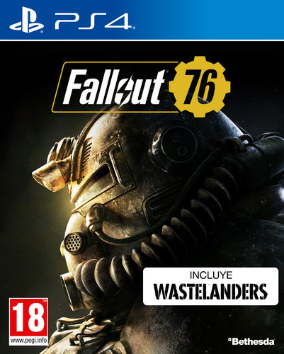 Fallout 76 Wastelanders Complete Edition PS4