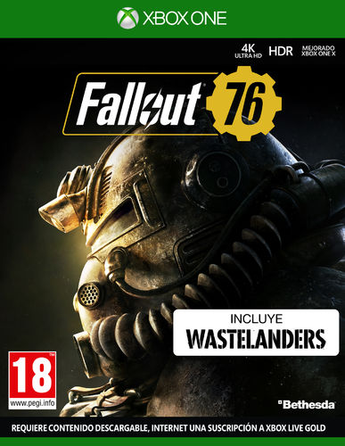 Fallout 76 Wastelanders Complete Edition XBOX ONE