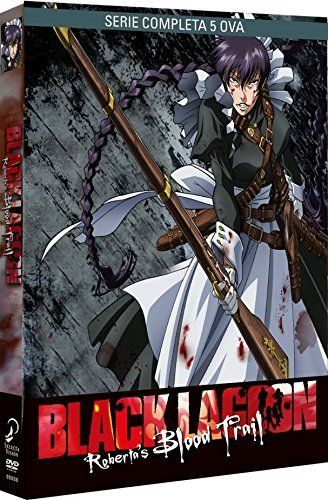 Black Lagoon: Robertas Blood Trail DVD