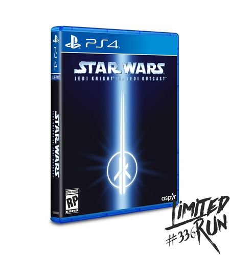 Star Wars Jedi Knight II: Jedi Outcast PS4