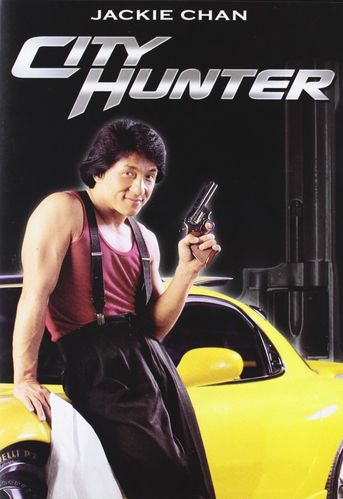 City Hunter La Película DVD