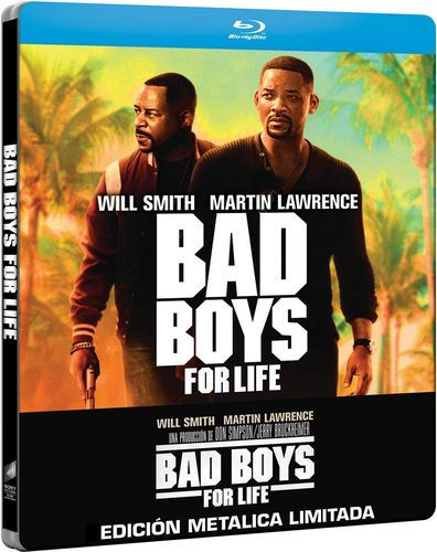 Bad Boys For Life BR STEELBOOK