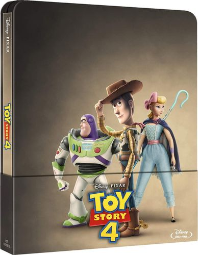 Toy Story 4 BR STEELBOOK