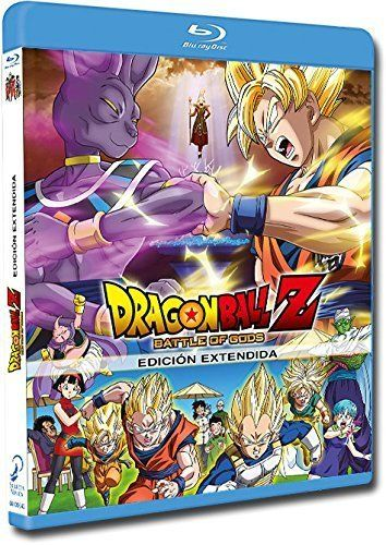 Dragon Ball Z Battle Of Gods Edición Extendida BR