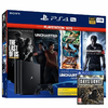 Consola PS4 PRO 1TB + Days Gone + The Last of Us + Pack 5 Uncharted