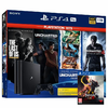 Consola PS4 PRO 1TB + Ni-Oh 2 + The Last of Us + Pack 5 Uncharted