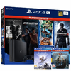 Consola PS4 PRO 1TB + God of War + Horizon Zero Dawn CE + The Last of Us + Pack 5 Uncharted