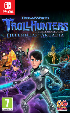 Trollhunters: Defenders of Arcadia SWITCH