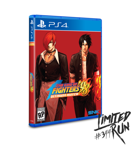 The King of Fighters '98 Ultimate Match PS4