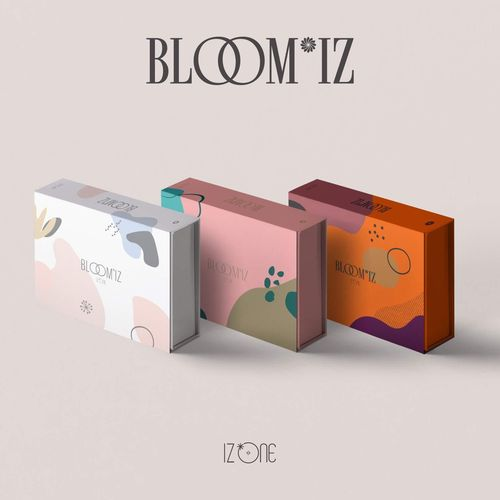 IZ ONE - BLOOM IZ [I was Ver.]