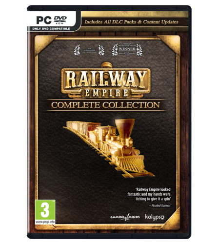Railway Empire Complete Collection PC