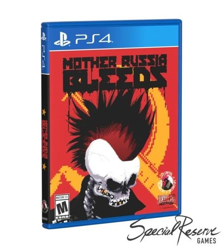Mother Russia Bleeds PS4