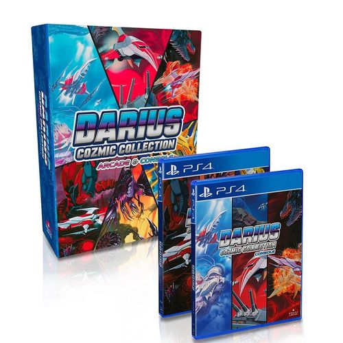 Darius Cozmic Collection Interational Collectors Edition PS4