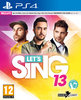 Let´s Sing 13 PS4
