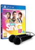 Let´s Sing 13 + 2 Micros PS4