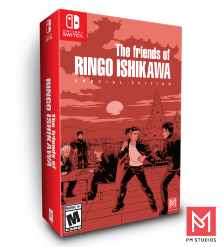 The Friends of Ringo Ishikawa Special Edition SWITCH