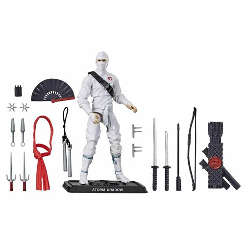 Figura Storm Shadow GIJOE Retro Series