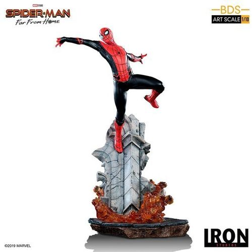 Figura Spiderman Far From Home Iron Studios 1/10
