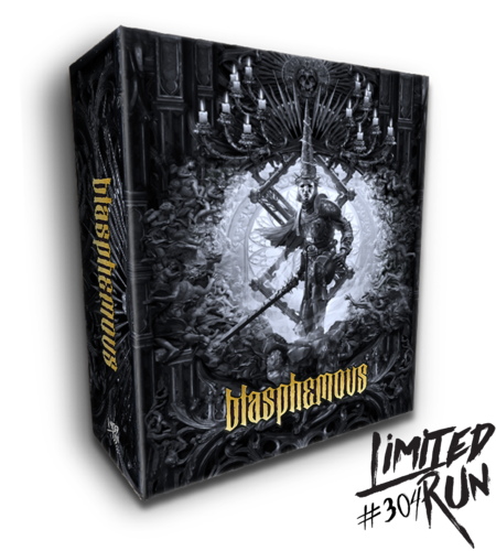 Blasphemous Collector's Edition PS4