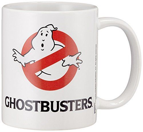 Taza Ghostbusters Logo