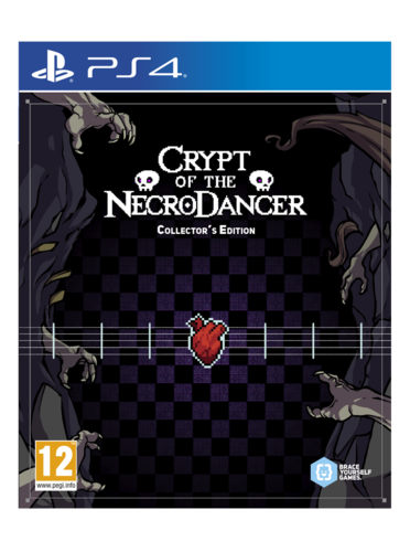 Crypt of the Necrodancer Collectors Edition PS4