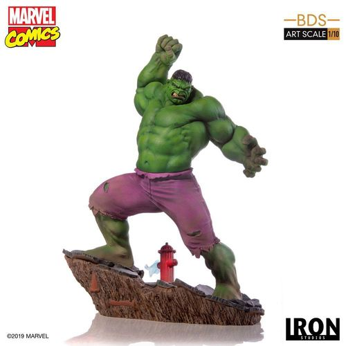 Figura The Incredible Hulk Iron Studios 1/10