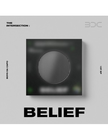 BDC - THE INTERSECTION : BELIEF [Moon Ver.]