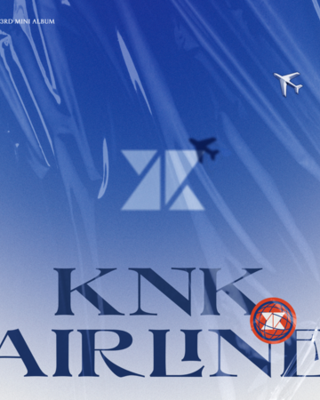 KNK - KNK AIRLINE [On Ver.]