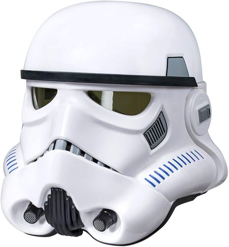 Replica Casco Stromtrooper 1/1 Hasbro The Black Series