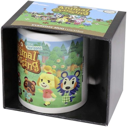 Taza Animal Crossing New Horizons