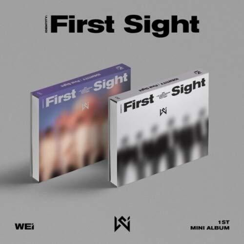 WEi - IDENTITY: FIRST SIGHT [WE Ver.]