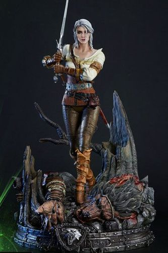 Figura Ciri of Cintra The Witcher 3 Wild Hunt 69cm