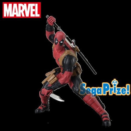 Figura Deadpool Marvel SPM SEGA