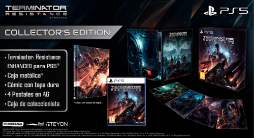 RESERVA Terminator Resistance - Enhanced Edition Collectors Edition PS5