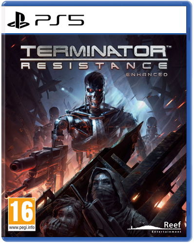 RESERVA Terminator Resistance - Enhanced Edition Standard Edition PS5