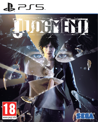 RESERVA Judgment PS5