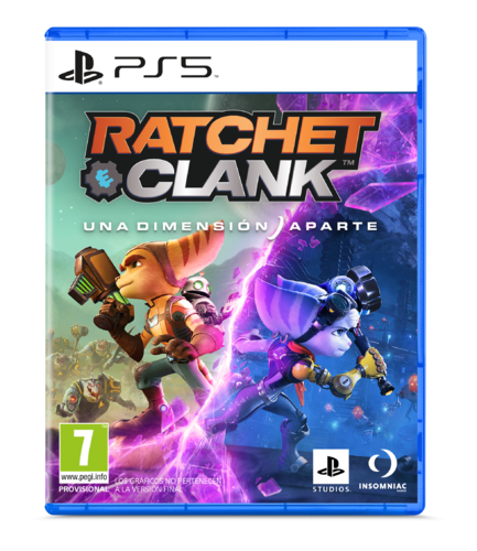 RESERVA Ratchet and Clank Una Dimension Aparte PS5