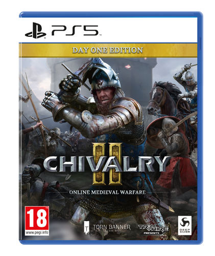 RESERVA Chivalry 2 Day One Edition PS5