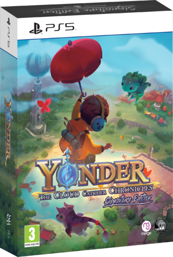 RESERVA Yonder The Cloud Catcher Chronicles Signature Edition PS5