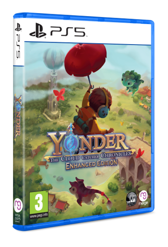 RESERVA Yonder The Cloud Catcher Chronicles PS5