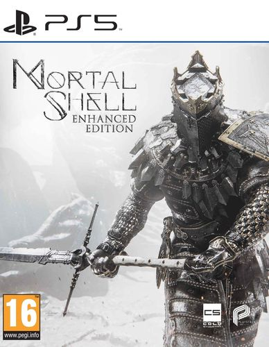 PREPEDIDO Mortal Shell Enhanced Edition PS5