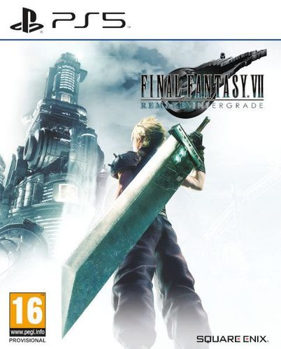 RESERVA Final Fantasy VII Remake Intergrade PS5