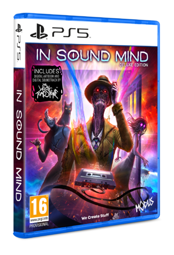RESERVA In Sound Mind PS5