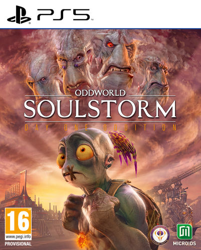 RESERVA Oddworld Soulstorm - Day One Oddition PS5