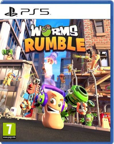 RESERVA Worms Rumble PS5